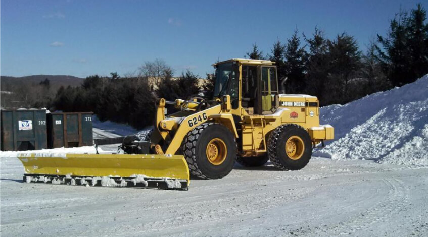 Snow Removal Annapolis MD 2
